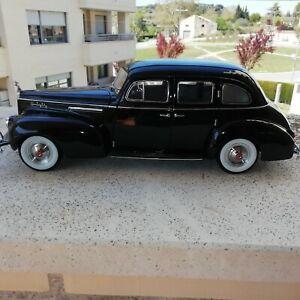Packard 1941 Oneeighty Empereur De Chine, Echelle 1/18 Méga Rare
