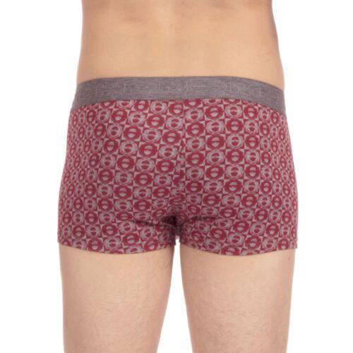 HOM Boxer HO1 Santa red 400530 Briefs Pant Short Comfort  Men/'s Pattern