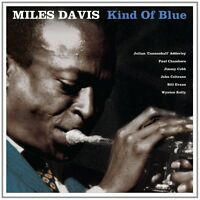 Miles Davis - Kind Of Blue (180g Blue Vinyl LP) NEW/SEALED