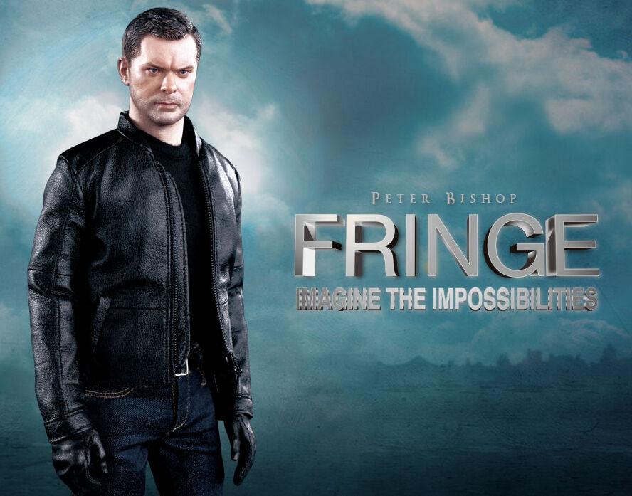Fewture Bishop Toys 1:6 Fringe - Peter Bishop Fewture Action Figure f68fd1