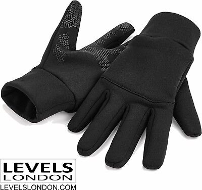 Football Gloves Softshell outfield Arsenal players Sports S//M L//XL Black B310