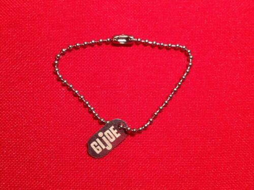 ** 1964-GI JOE CANADA-2019 ** New GI Joe Mini Metal Dog Tag Vintage Style