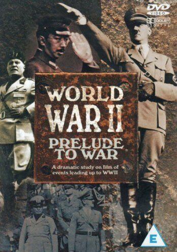1 of 1 - **NEW** - World War Two - Prelude to War [DVD] NEW SEALED.