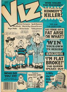 VIZ - ISSUE 34 - UK COMIC