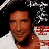 Tom Jones Welterfolge mit Tom Jones-Die Collection der grossen Hits von 1.. [CD]