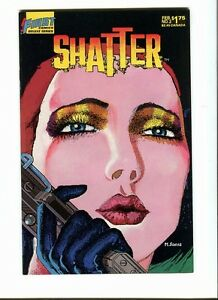 Shatter-2-First-1986-FN-VF