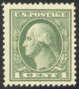 536-1c-Offset-Washington-Lovely-Mint-NH-Single