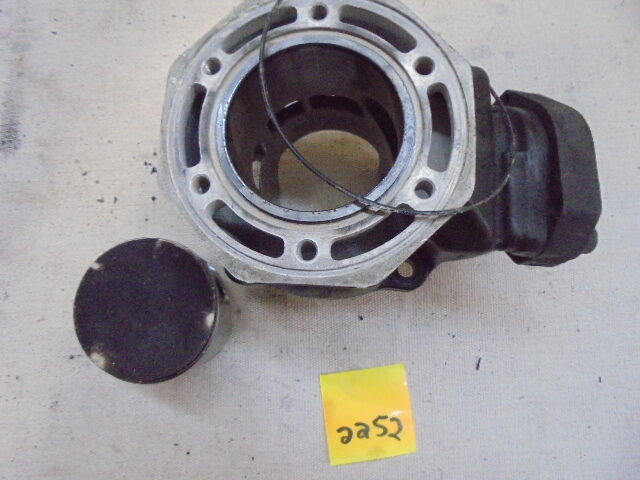 Arctic Cat Zrt 600 Cylinder And Piston 1996