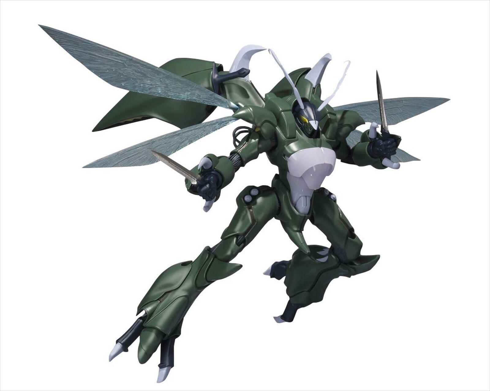 Bandai Robot Spirits lado Aura Battler Dunbine AB torcecuello Figura De Acción De Pvc