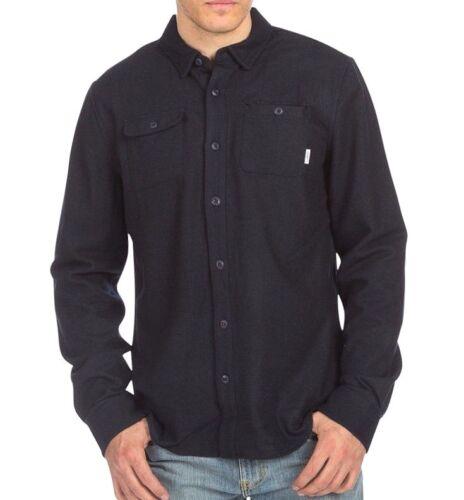 RRP $99.99. Size S NWT Element Austin Wool Blend L//Sleeve Shirt Jacket