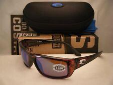 34d2cc8431 Costa Fantail Tortoise w Green 580G lens NEW Sunglasses (TF10 OGMGLP)