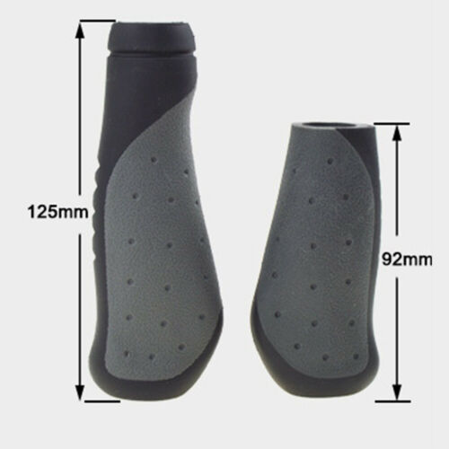 For Astro Anti-Skid Bicycle Bike TPR Rubber Handlebar Grip Shift Handle Grips