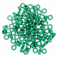 Dahszhi Toroid Ferrite Cores Green Inductor Coils Ferrite Ring Toroid 100pcs