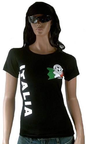 MISS ITALIA ITALIEN IT Fußball WM EM T-Shirt Trikot S//M
