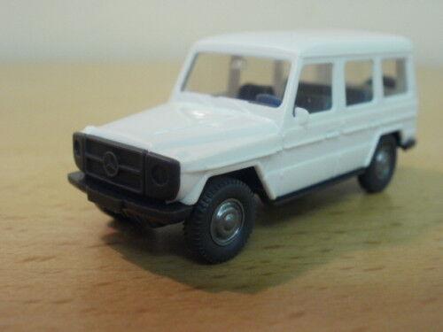 Mercedes Benz 230 G,weiß,1:87,WIKING,ovp,12266