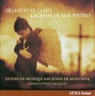 Lassus: Lagrime di San Pietro (CD, Sep-2010, ATMA Classique)