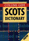 Collins Gem Scots Dictionary by HarperCollins Publishers (Paperback, 1995)