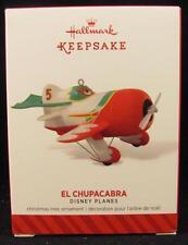2014 Hallmark Ornament - El Chupacabra - Disney Planes Nib
