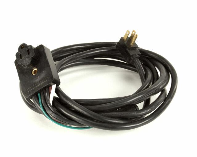 5 Length 9 Height Master-Bilt 21-01449 Door Power Cord #D-132 for WI 6 Width