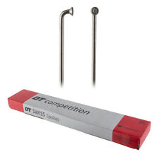 DT Swiss Competition Spoke 2.0mm 1.8mm 2.0mm 292mm J bend Silver Box of 100