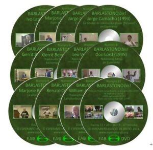 Barlastono-bis-complete-set-14-DVDs-Esperanto-unused