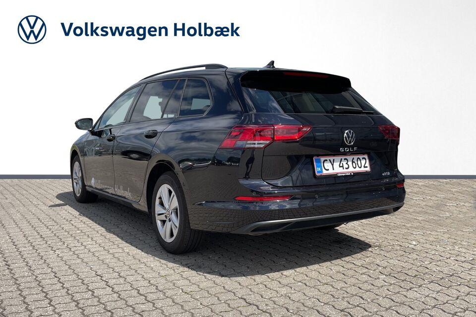 VW Golf VIII 1,5 eTSi 130 Life Variant DSG Benzin aut.