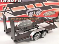 Car Transporter Trailer 1/24 Scale Model By Motormax