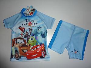 Disney-vraiment-Mignon-INFINITY-2-pieces-sunsafe-Costume-NWT