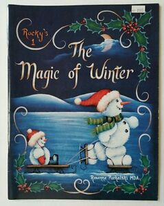 Rockys-1-The-Magic-of-Winter-Roxanne-Puchalski-Decorative-Painting-Snowmen-Santa