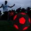 thumbnail 4 - GlowCity Light Up LED Soccer Ball - Uses 2 Hi-Bright LED Lights, Size 5