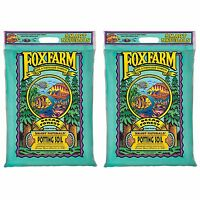 (2) Foxfarm Fx14053 12 Quart Ocean Forest Organic Potting Soil Bags - 6.3-6.8 Ph on sale