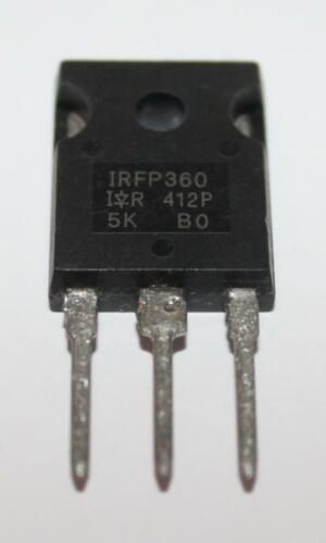 IRFP 360 TRANSISTOR N-MOSFET 400V 23A 280W TO247AC IRFP360