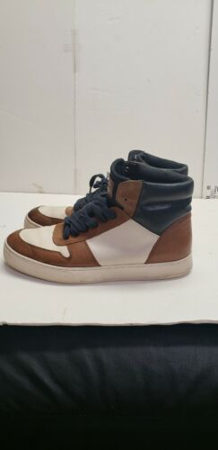 man's Coach sneaker Shoes Used