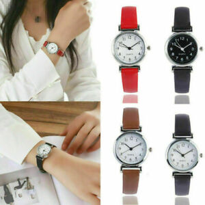 Fashion-Womens-Ladies-Watches-Faux-Leather-Analog-Quartz-Casual-Wrist-Watch