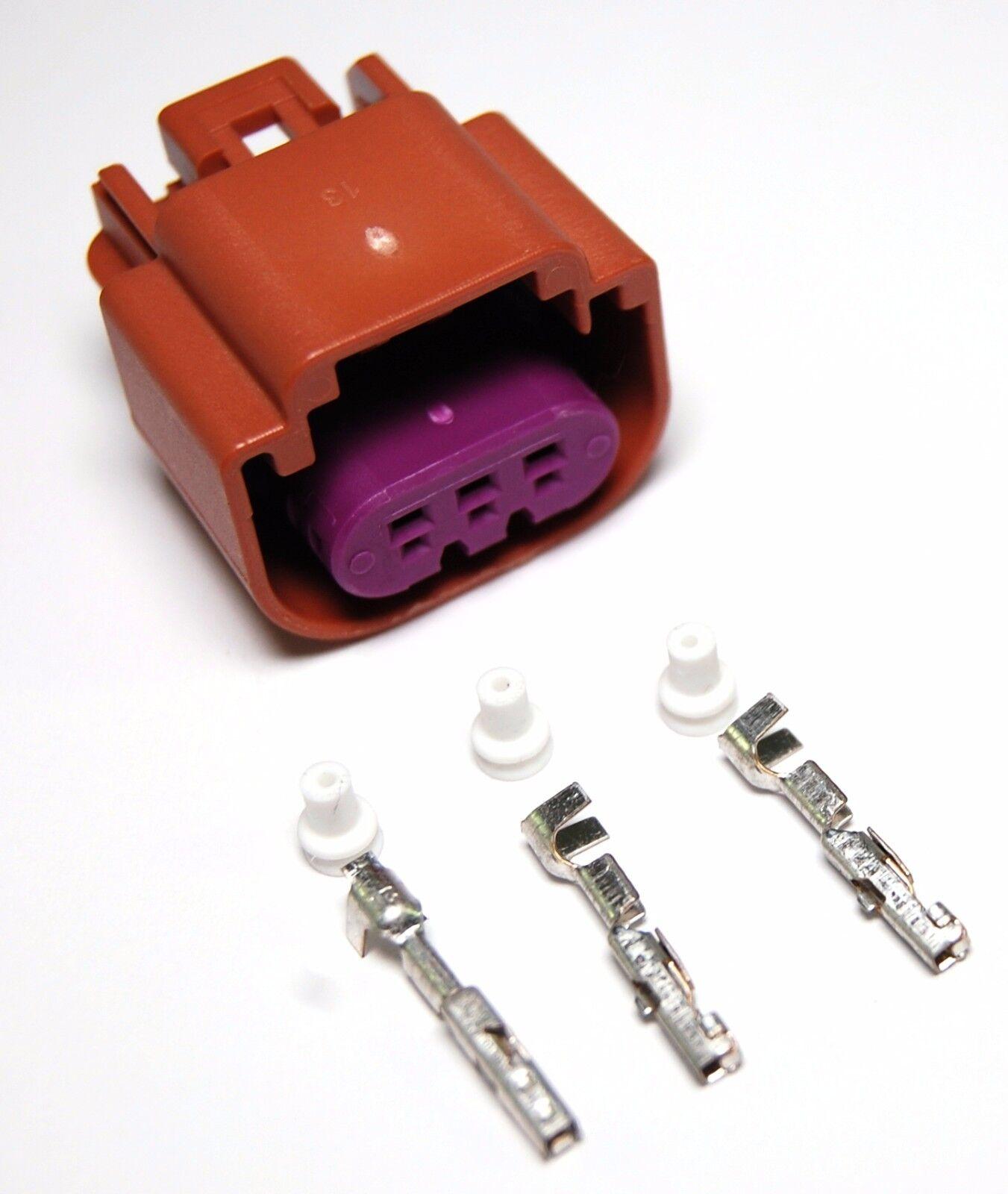delphi ethanol flex fuel e85 sensor connector ebay. Black Bedroom Furniture Sets. Home Design Ideas