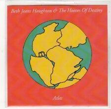 (DK599) Beth Jeans Houghton & The Hooves of Destiny, Atlas - 2012 DJ CD
