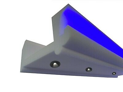 18 Meter OL 18 Profil LED Spots für indirekte Beleuchtung