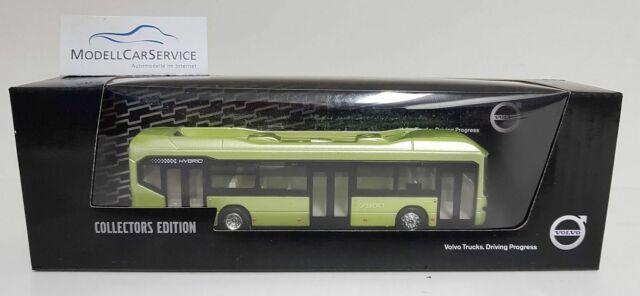 Motorart 1/87: 300075 Line Bus Volvo 7900 Hybrid, Light Green Metallic