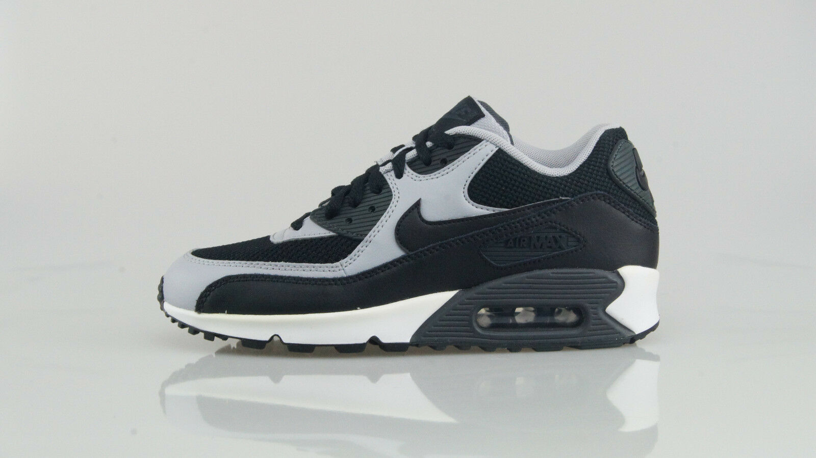 NIKE Size AIR MAX 90 MESH Size NIKE 38,5 (6Y) 4592f4