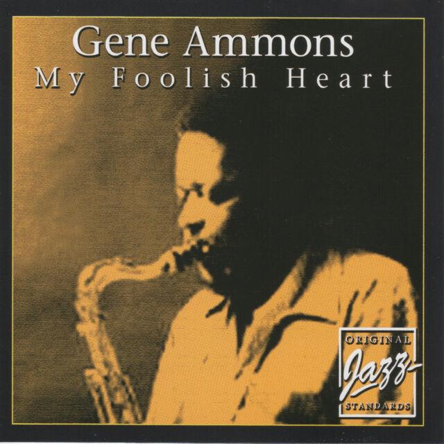 JAZZ  Gene Ammons – My Foolish Heart