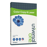 Universal Copier/laser Paper 98 Brightness 28lb 11 X 17 White 500 Sheets/ream on sale
