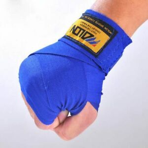Boxing Hand Wraps MMA Fist Protective Bandages 2.5M 5cm Width