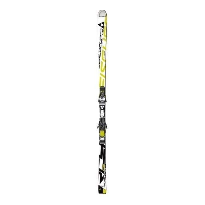 Fischer RC4 WorldCup GS Racing Skis, 183cm, 30m radius (medium) season 2013