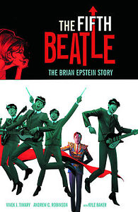 THE BEATLES THE FIFTH BEATLE: THE BRIAN EPSTEIN STORY SPECIAL COLLECTORS EDITION
