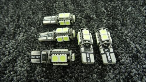 JEEP CAR LIGHT BULBS LED ERROR FREE CANBUS 9 SMD XENON