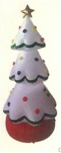 CHRISTMAS-SANTA-WHITE-CHRISTMAS-TREE-HUGE-20-FEET-TALL-AIRBLOWN-INFLATABLE