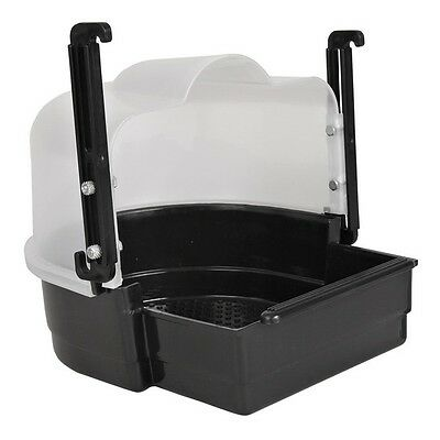 New Trixie Bird Bath House - Spacious - Plastic 19 × 21 × 21 cm - 54034