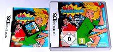 Spiel: BIBI BLOCKSBERG Hexbuch für Nintendo DS + Lite + XL + Dsi + 3DS + 2DS