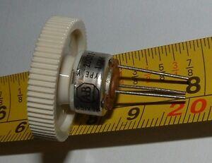 12 x Allen Bradley type 2Y 100k side adjust potentiometer variable resistor pot