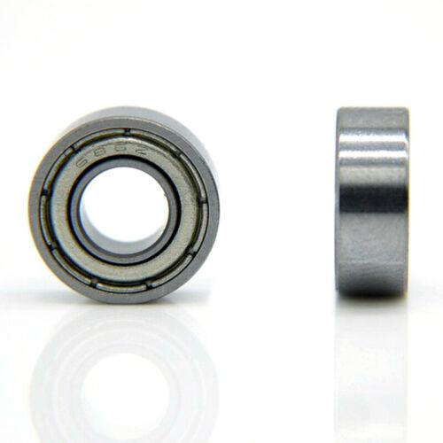 10x 686ZZ 6x13x5mm Miniaturkugellager6*13*5mm Metall abgeschirmt Mini Bearings